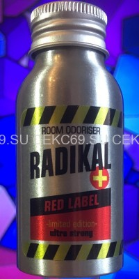 Попперс RADIKAL RED 30ml